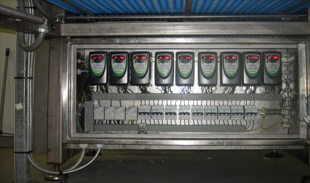 Inverter Electrical Panel